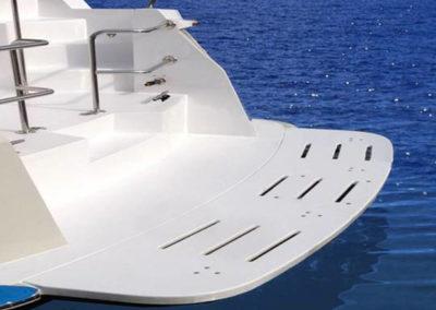 Great Swim Platforms By Beachcomber Fiberglass