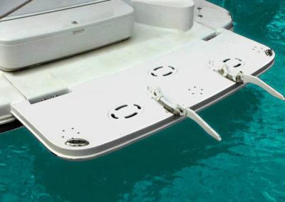 Quality Swim Platforms By Beachcomber Fiberglass