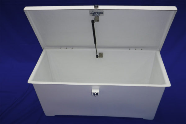 40 inch Deck Box - Open
