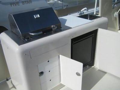 Cockpit Cabinets