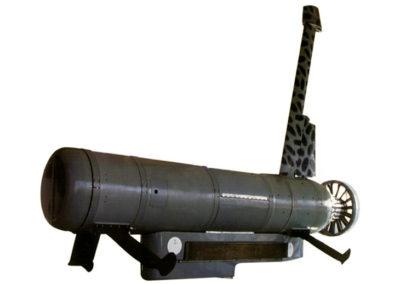 Prototype MS2 Composite Marine Mine Hunter