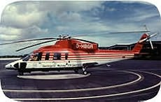 S-76 Corporate Helicopter
