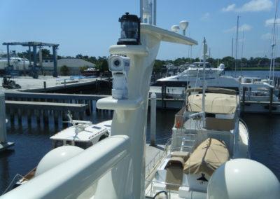 fiber mast 9