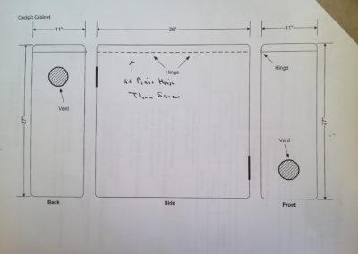 battery box illustration