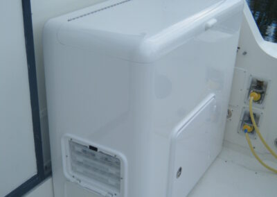 Cabinet with Live Well and Refrigerator2